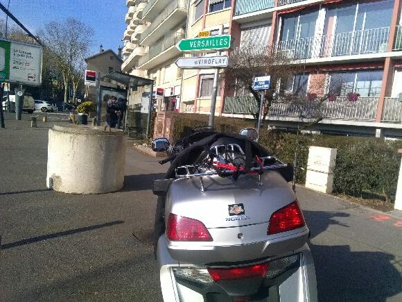 taxi moto à Orly