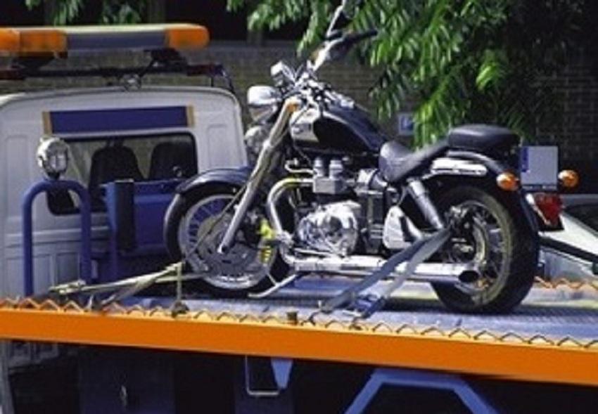 service de dépannage moto à Paris