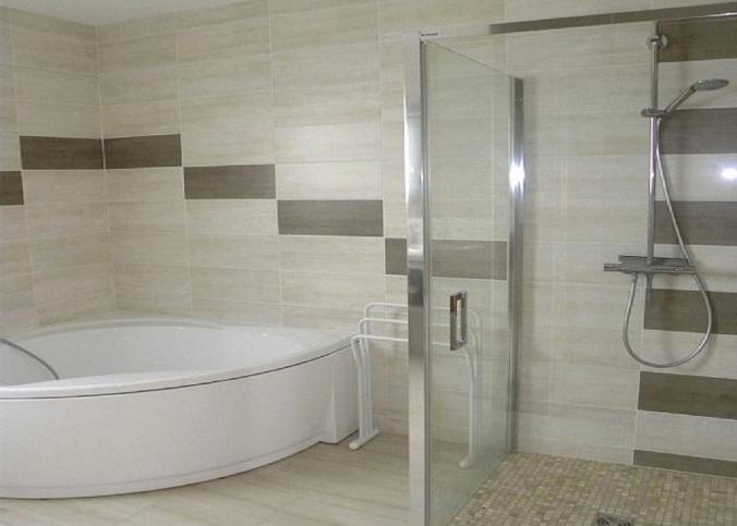 installer une colonne de douche
