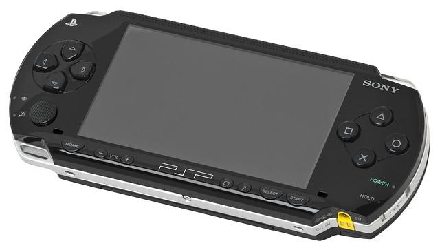 Mettre à jour la console PSP